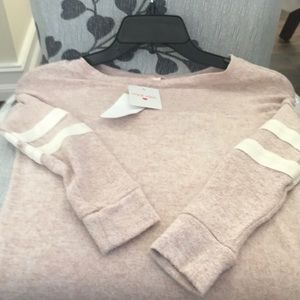 Poof girl size small long sleeve shirt NWT